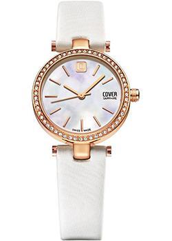 Швейцарские наручные  женские часы Cover CO147.06. Коллекция Brilliant times