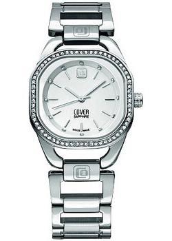 Швейцарские наручные  женские часы Cover CO148.02. Коллекция Brilliant times