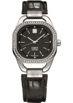 Швейцарские наручные  женские часы Cover CO148.04. Коллекция Brilliant times