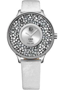 Швейцарские наручные  женские часы Cover CO158.01. Коллекция Piedra