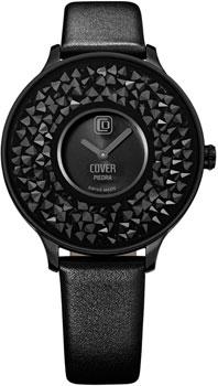 Швейцарские наручные  женские часы Cover CO158.03. Коллекция Piedra