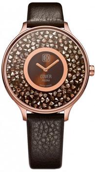 Швейцарские наручные  женские часы Cover CO158.07. Коллекция Piedra