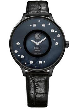 Швейцарские наручные  женские часы Cover CO158.10. Коллекция Piedra