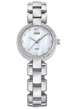Швейцарские наручные  женские часы Cover CO159.04. Коллекция Auria
