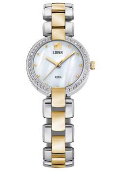 Швейцарские наручные  женские часы Cover CO159.05. Коллекция Auria