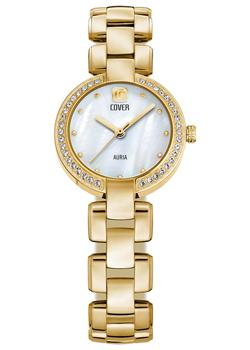 Швейцарские наручные  женские часы Cover CO159.06. Коллекция Auria