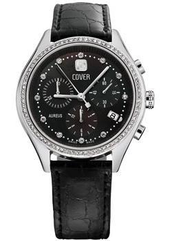 Швейцарские наручные  женские часы Cover CO160.03. Коллекция Ladies