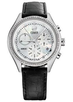 Швейцарские наручные  женские часы Cover CO160.04. Коллекция Ladies