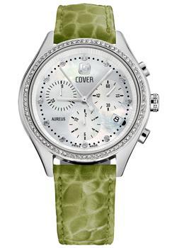 Швейцарские наручные  женские часы Cover CO160.06. Коллекция Ladies