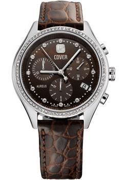 Швейцарские наручные  женские часы Cover CO160.08. Коллекция Ladies