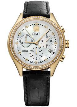 Швейцарские наручные  женские часы Cover CO160.09. Коллекция Ladies