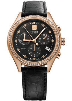 Швейцарские наручные  женские часы Cover CO160.10. Коллекция Ladies