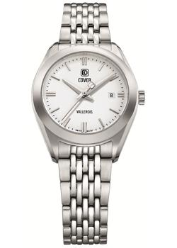 Швейцарские наручные  женские часы Cover CO163.02. Коллекция Vallerois