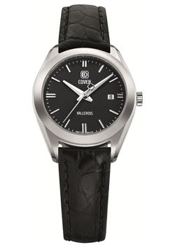 Швейцарские наручные  женские часы Cover CO163.06. Коллекция Vallerois