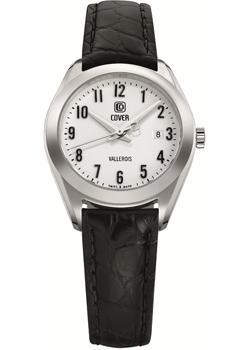 Швейцарские наручные  женские часы Cover CO163.08. Коллекция Vallerois