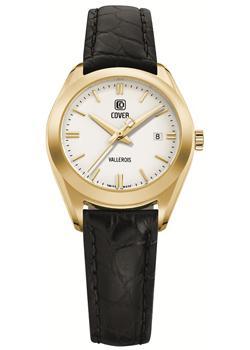 Швейцарские наручные  женские часы Cover CO163.09. Коллекция Vallerois