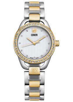 Швейцарские наручные  женские часы Cover CO167.02. Коллекция Ladies