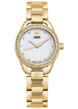 Швейцарские наручные  женские часы Cover CO167.03. Коллекция Ladies