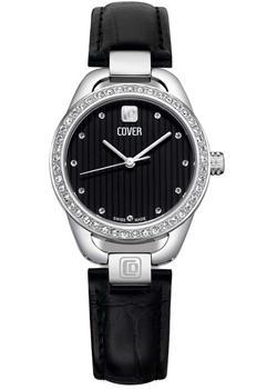 Швейцарские наручные  женские часы Cover CO167.04. Коллекция Ladies