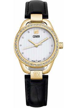 Швейцарские наручные  женские часы Cover CO167.06. Коллекция Ladies