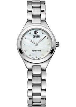 Швейцарские наручные  женские часы Cover CO168.01. Коллекция Ladies