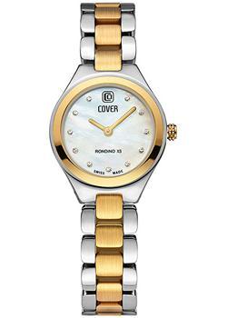Швейцарские наручные женские часы Cover CO168.02. Коллекция Ladies