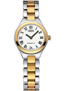 Швейцарские наручные  женские часы Cover CO168.05. Коллекция Ladies