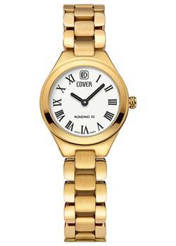 Швейцарские наручные  женские часы Cover CO168.06. Коллекция Rondino XS