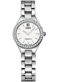 Швейцарские наручные  женские часы Cover CO168.07. Коллекция Ladies
