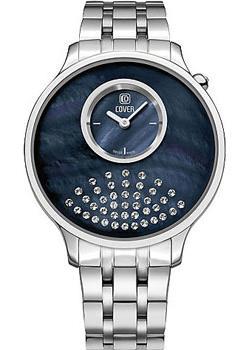 Швейцарские наручные  женские часы Cover CO169.01. Коллекция Perla