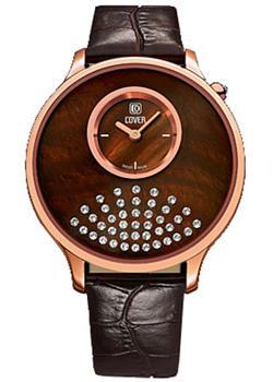 Швейцарские наручные  женские часы Cover CO169.07. Коллекция Expressions