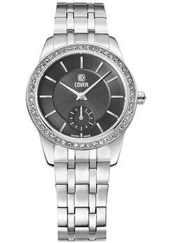 Швейцарские наручные  женские часы Cover CO174.01. Коллекция Reflections