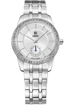Швейцарские наручные  женские часы Cover CO174.02. Коллекция Reflections