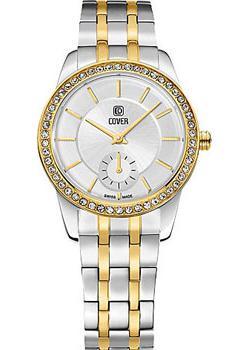 Швейцарские наручные  женские часы Cover CO174.04. Коллекция Nobila