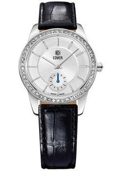 Швейцарские наручные  женские часы Cover CO174.06. Коллекция Reflections