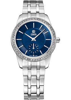 Швейцарские наручные  женские часы Cover CO174.08. Коллекция Nobila