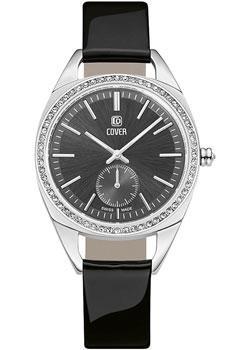 Швейцарские наручные  женские часы Cover CO177.01. Коллекция Circle-Oval