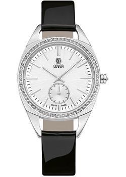 Швейцарские наручные  женские часы Cover CO177.02. Коллекция Circle-Oval