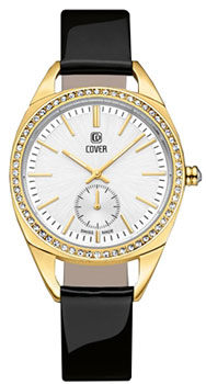 Швейцарские наручные  женские часы Cover CO177.05. Коллекция Circle-Oval