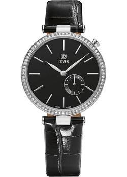 Швейцарские наручные  женские часы Cover CO178.01. Коллекция Concerta