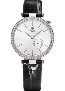 Швейцарские наручные  женские часы Cover CO178.02. Коллекция Concerta