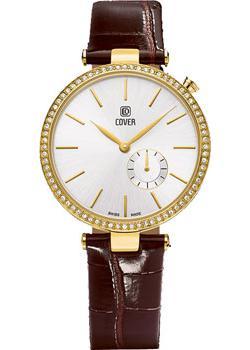Швейцарские наручные  женские часы Cover CO178.03. Коллекция Concerta