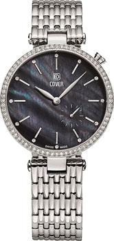 Швейцарские наручные  женские часы Cover CO178.05. Коллекция Classic Concerta