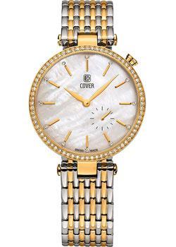 Швейцарские наручные  женские часы Cover CO178.07. Коллекция Classic Concerta