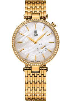Швейцарские наручные  женские часы Cover CO178.08. Коллекция Classic Concerta