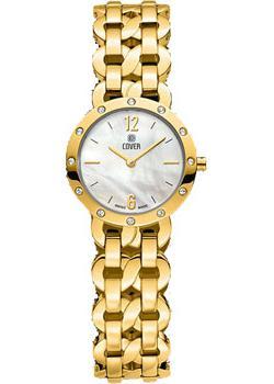 Швейцарские наручные  женские часы Cover CO179.03. Коллекция Minea