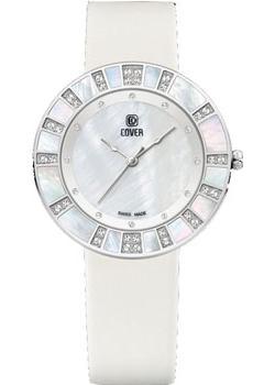 Швейцарские наручные  женские часы Cover CO180.03. Коллекция Amora