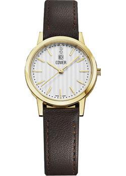 Швейцарские наручные  женские часы Cover CO183.05. Коллекция Nordia