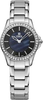 Швейцарские наручные  женские часы Cover CO184.01. Коллекция Lavinia