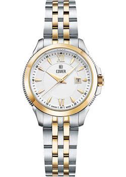 Швейцарские наручные  женские часы Cover CO190.04. Коллекция Classic Alston